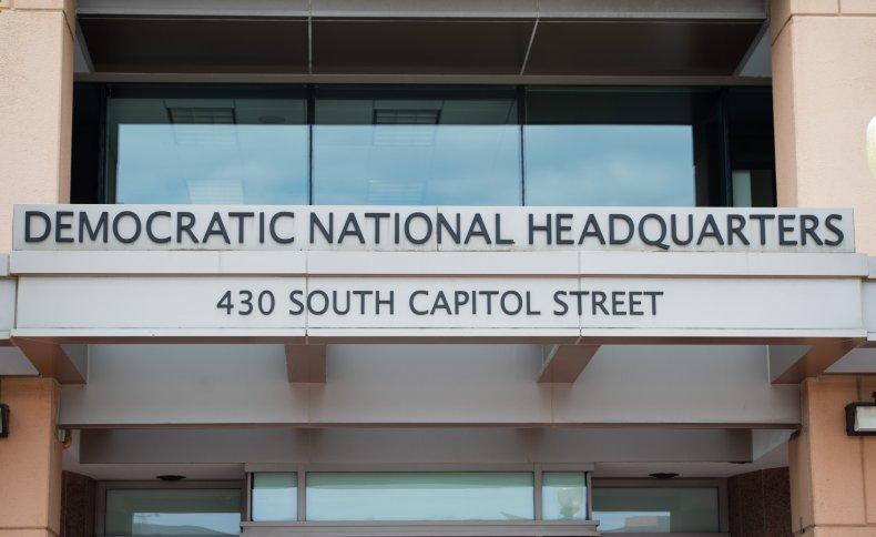 Democratic National Committee Headquarters