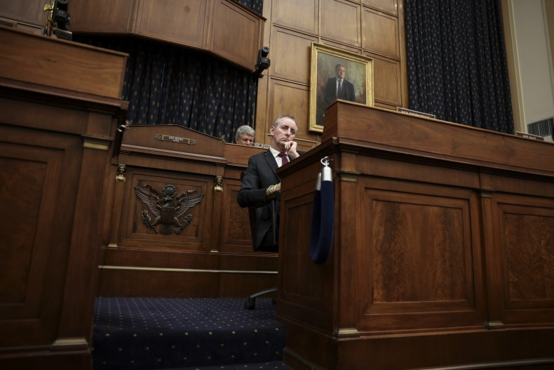 Antony Blinken Pressed On U.S. Security Commitments