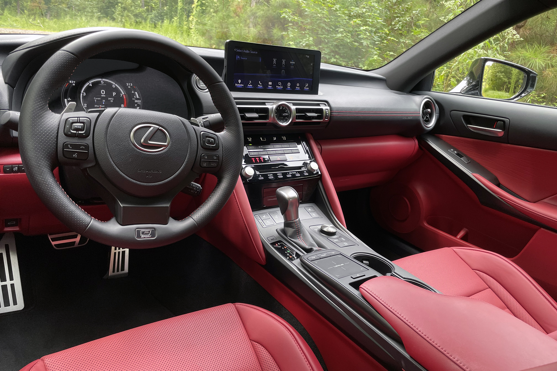 2022 Lexus IS 500