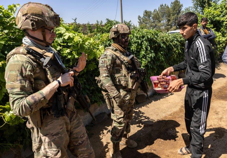 U.S. Military in Syria