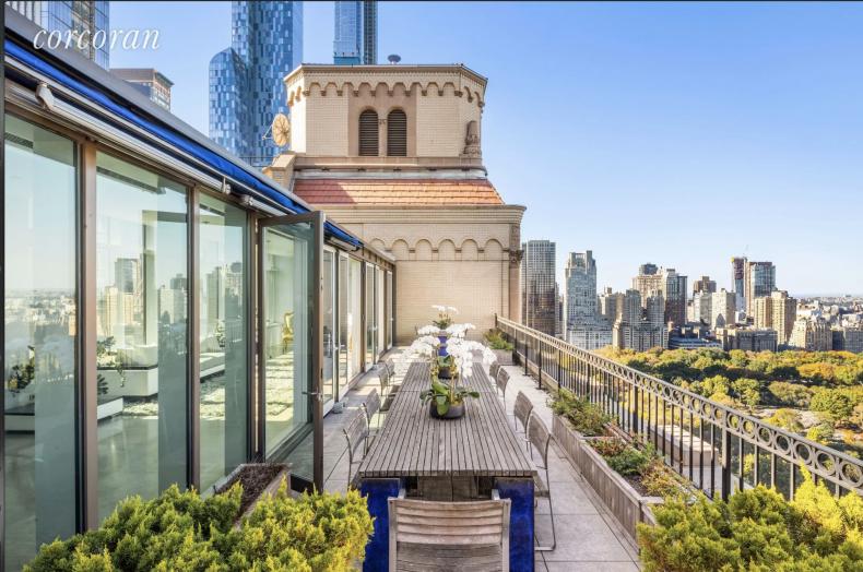 Ritz Carlton Penthouse, 50 Central Park South