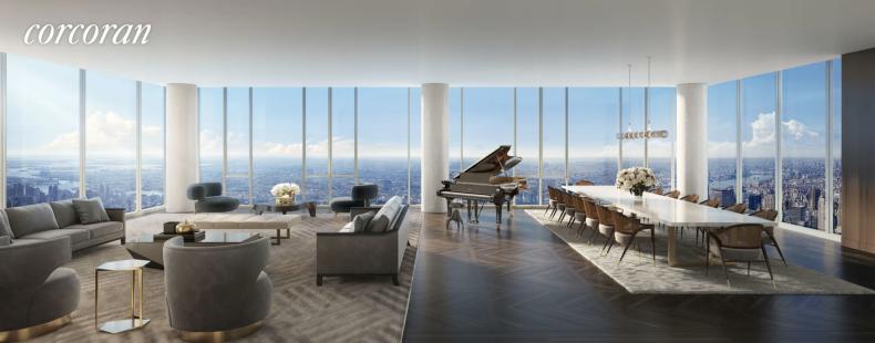 Residence 127, West 57th Street, New York,