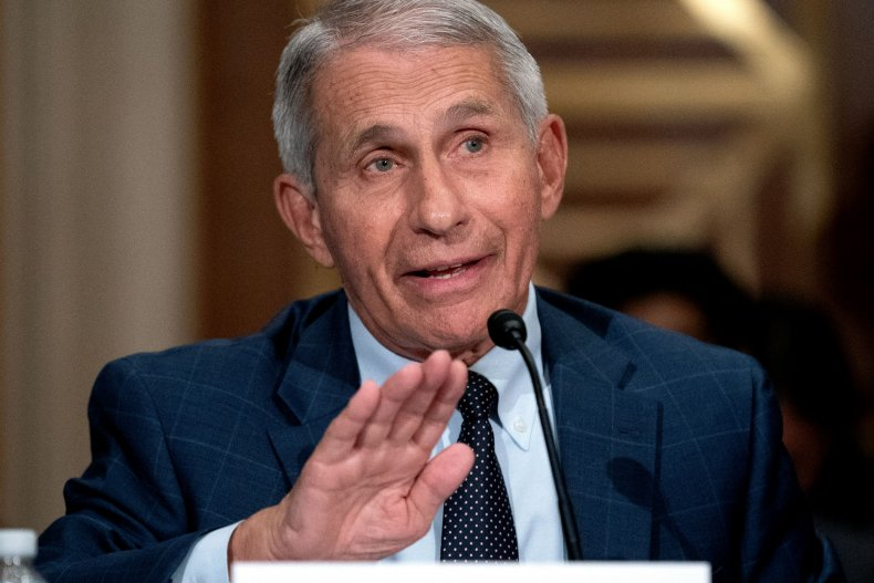 anthony fauci fda booster