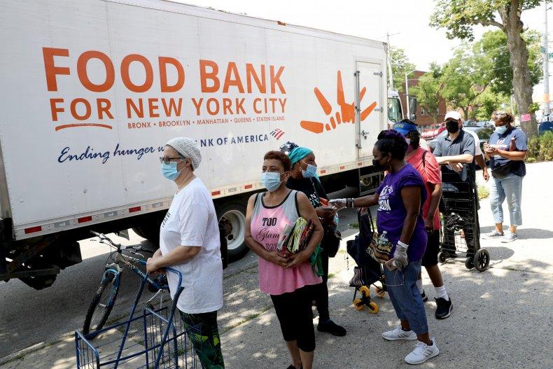 Food Bank For New York City Teams
