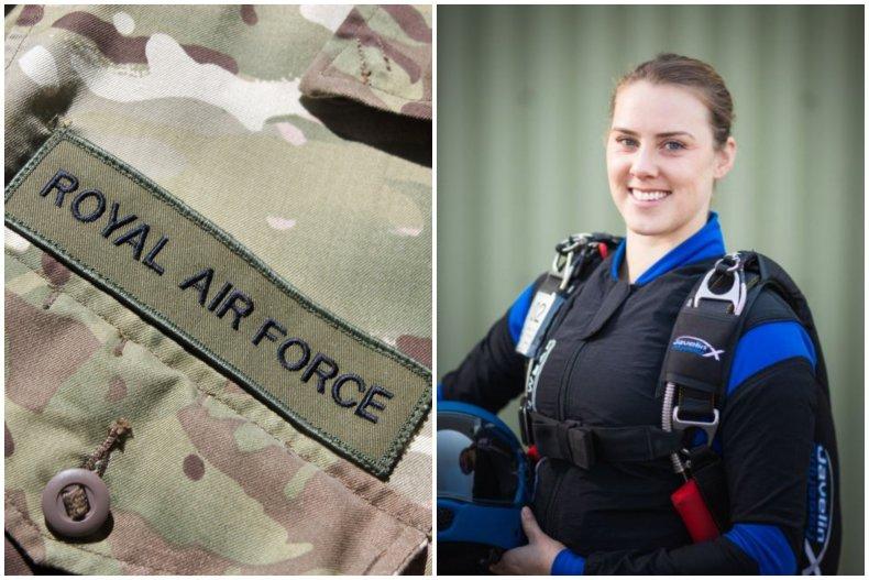 Sgt. Rachel Fisk died earlier this month