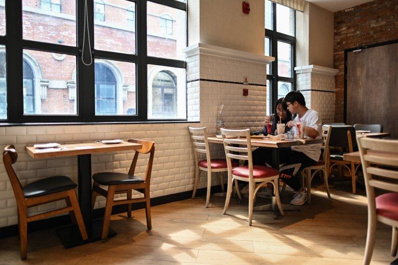 Restaurant Diners
