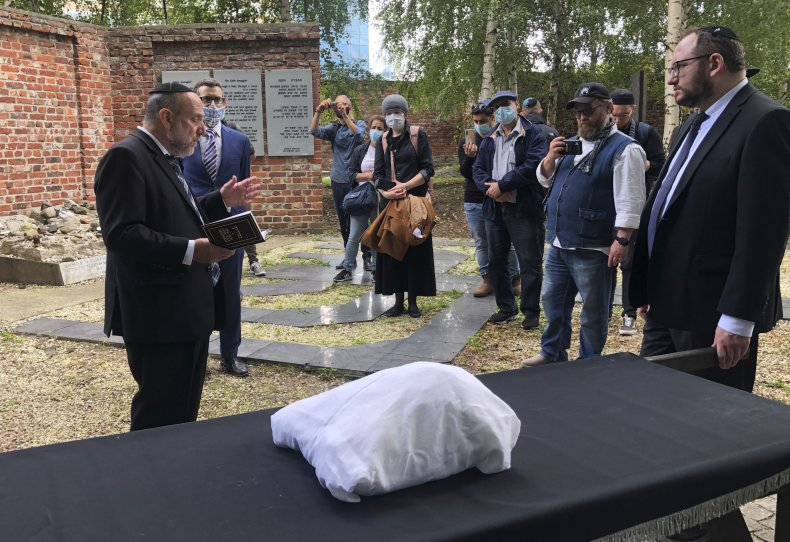 Warsaw Burial