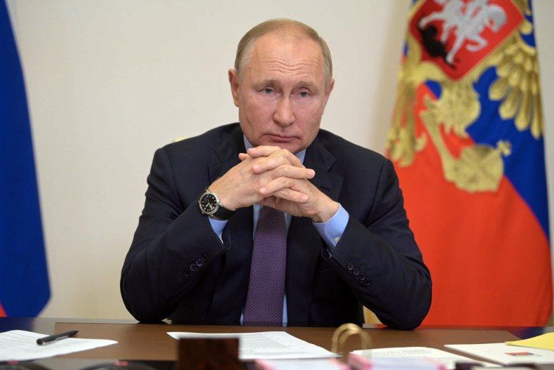 Russian President Vladimir Putin faces COVID isolation