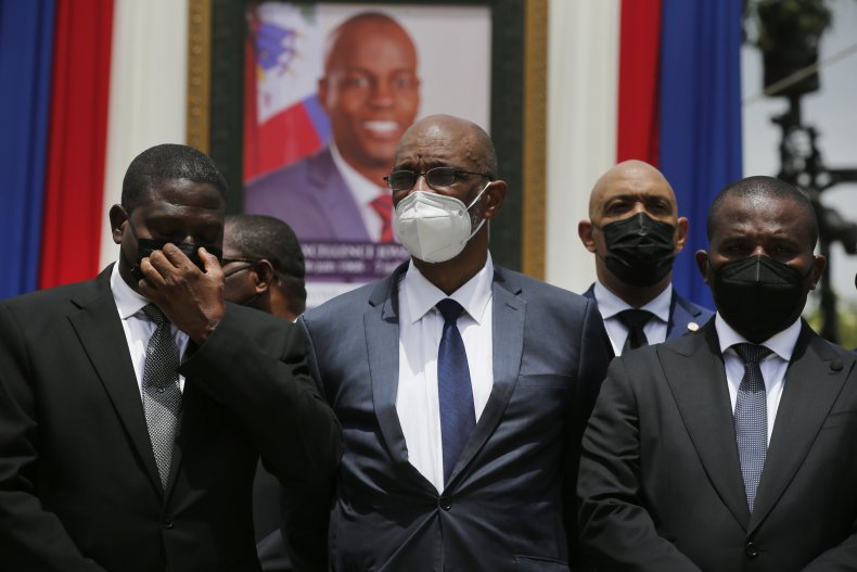 Haiti Charges for PM