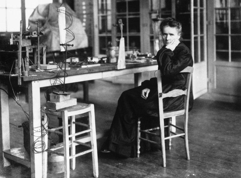 Marie Sklodowka Curie