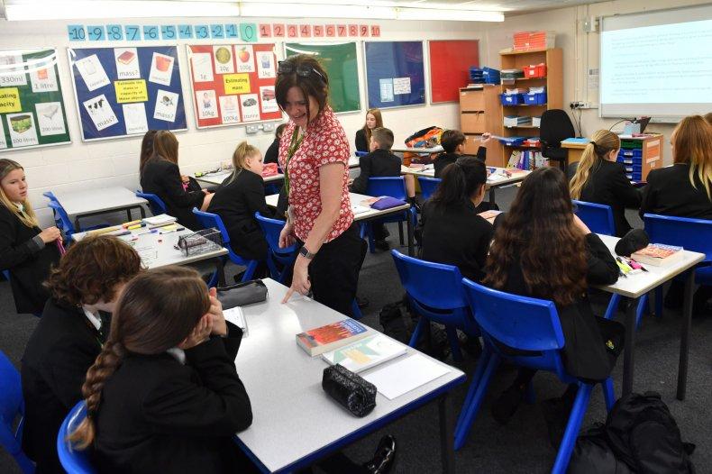 Report: English Teachers Don't Know Holocaust Began