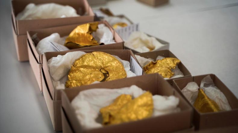 Pre-Viking Gold
