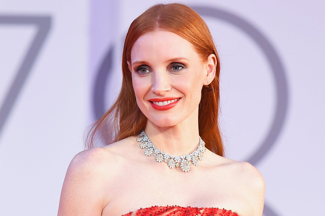 PS Jessica Chastain LEAD