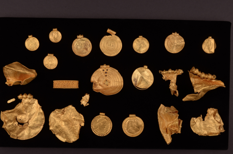 Gold Artifacts
