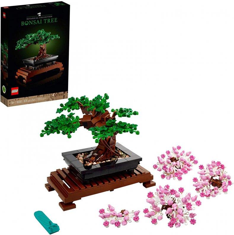 The Lego Bonsai Tree Building Kit