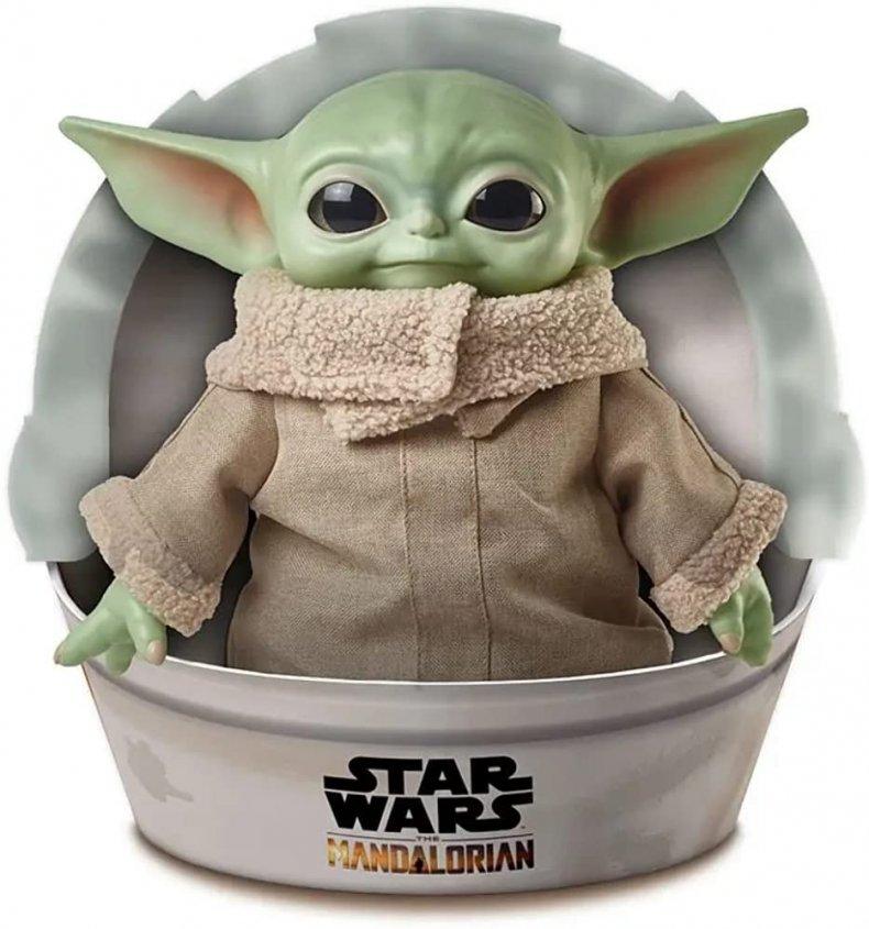 Star Wars Grogu Plush Toy