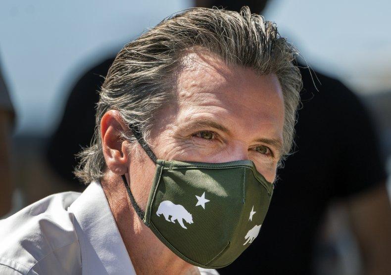 Gavin Newsom wins California recall election