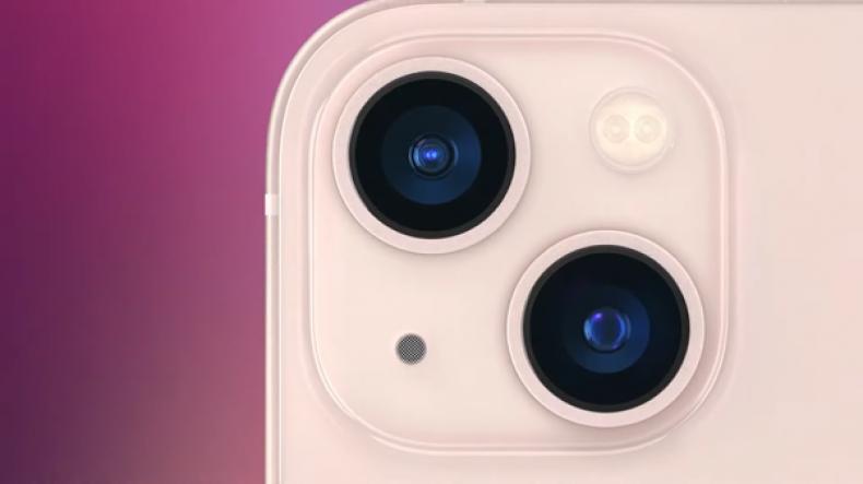 iPhone 13 Dual Lens Camera