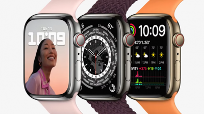 Apple Watch Stainless Steel Colors