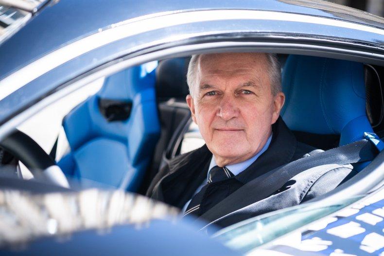 Per Svantesson, Automobili Pininfarina CEO