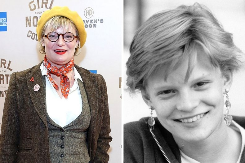 Martha Plimpton young and old