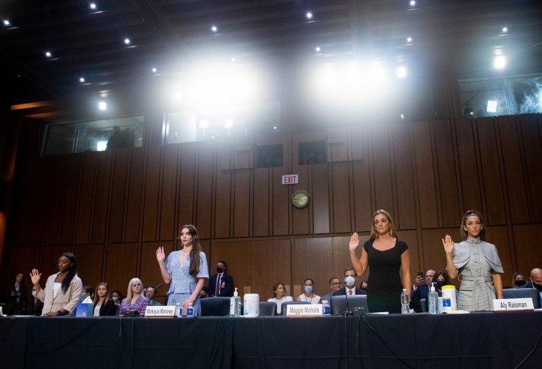 Gymnasts Share Testimony in Nassar Hearing