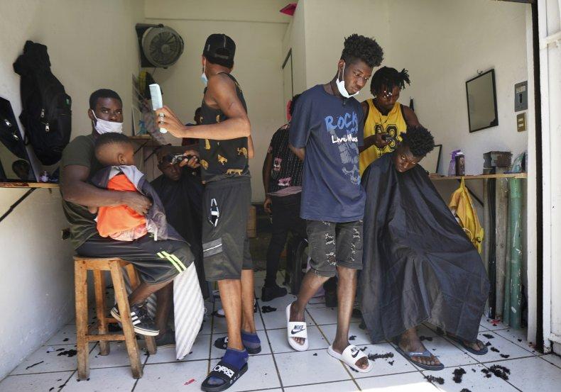 Haiti Asylum Backlog