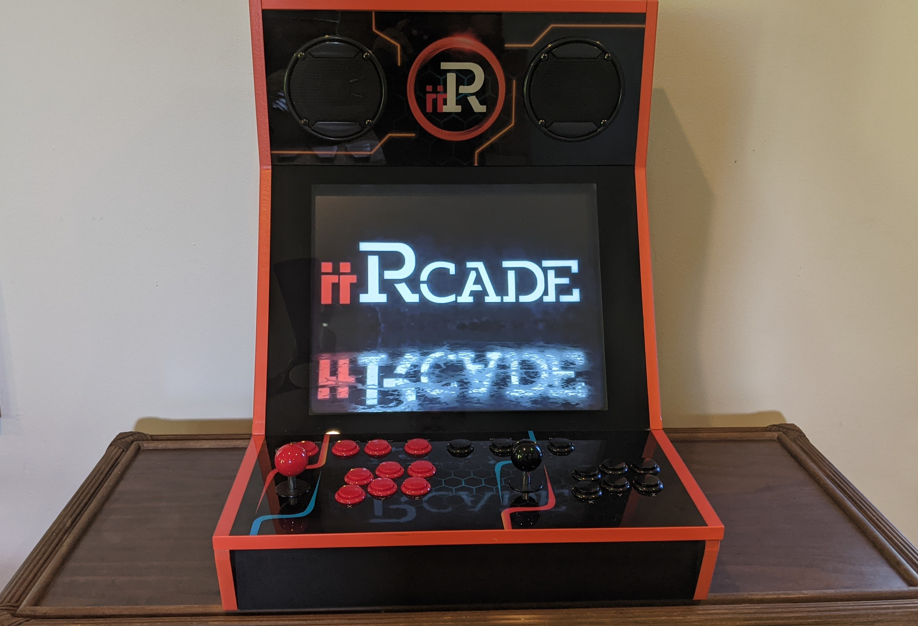 iiRcade Video Game Machine