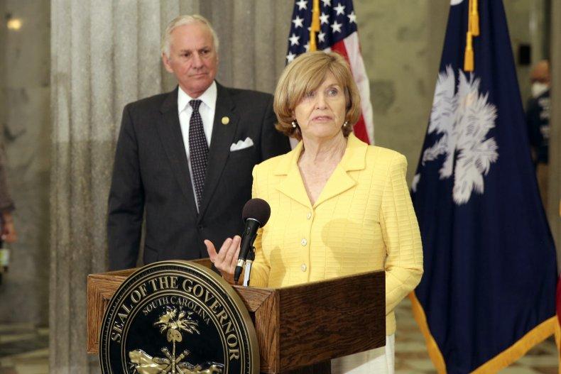 South Carolina Mask Mandate Lawsuit