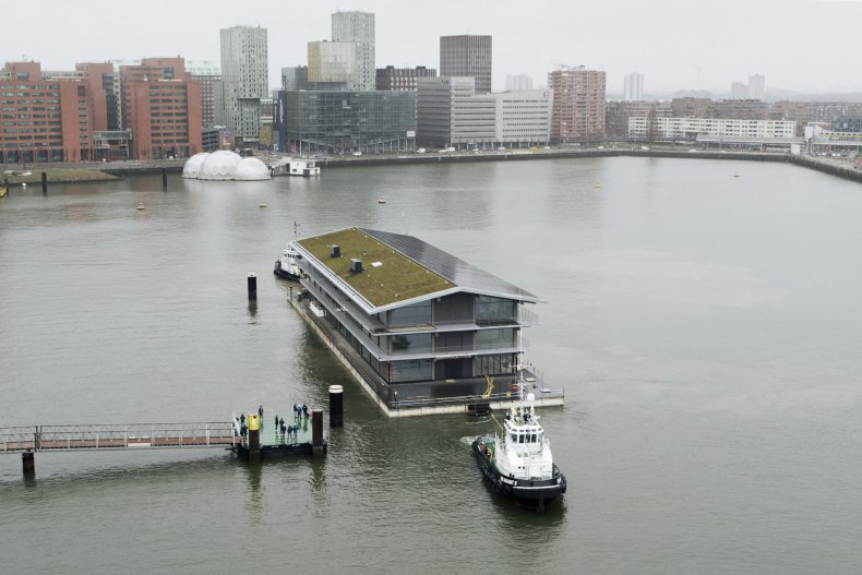 Floating Office Rotterdam