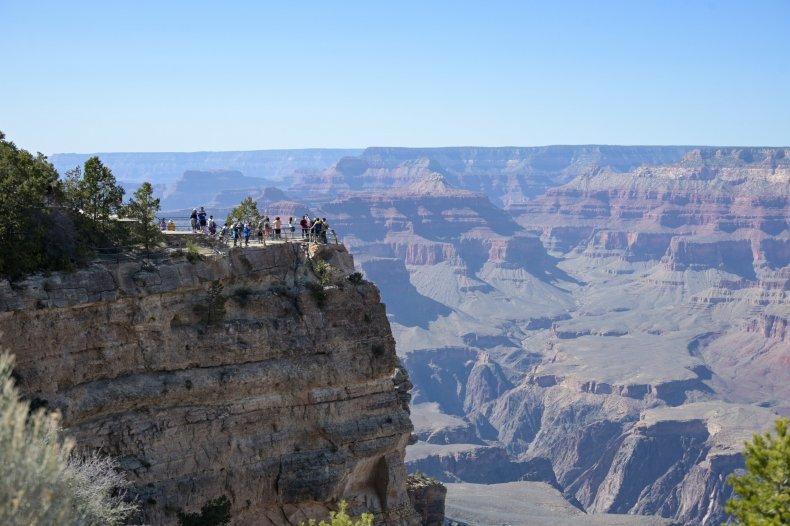 Body found Grand Canyon