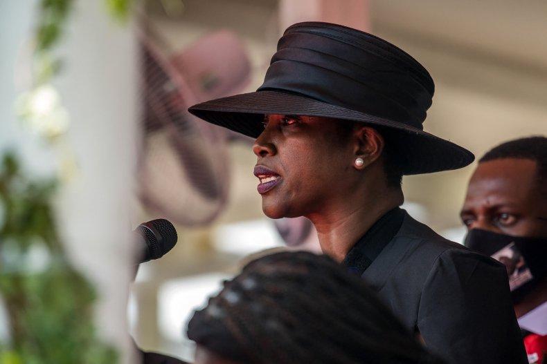 Haiti First Lady Martine Moise assassination danger