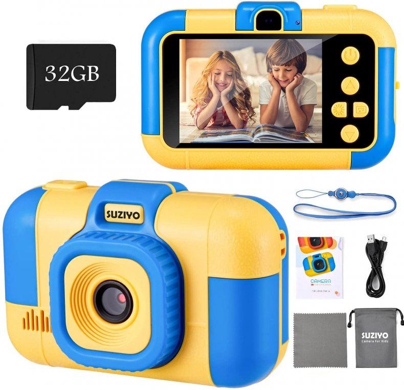 Suziyo Kids Camera