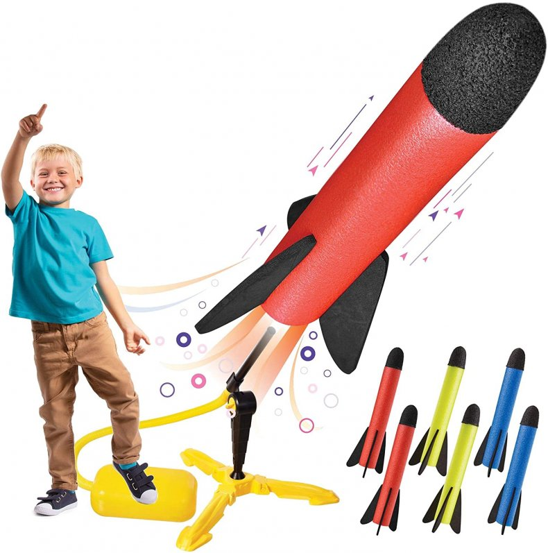 Motoworx Toyo Rocket Launcher