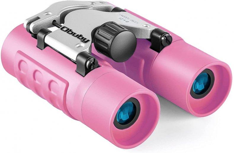 The Obuby Real Binoculars