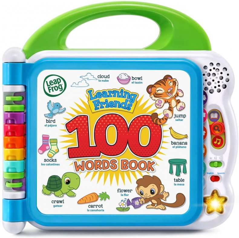 Leapfrog Learning Friends 100 Word Book