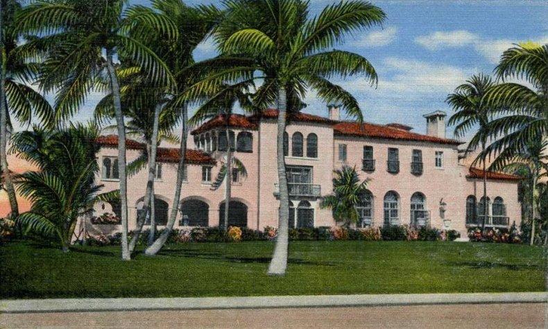 El Mirasol, Palm Beach, Florida