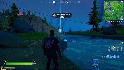 Fortnite Diamond Blue Bottle Location