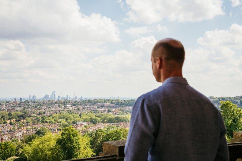 Prince William Announces Earthshot Prize