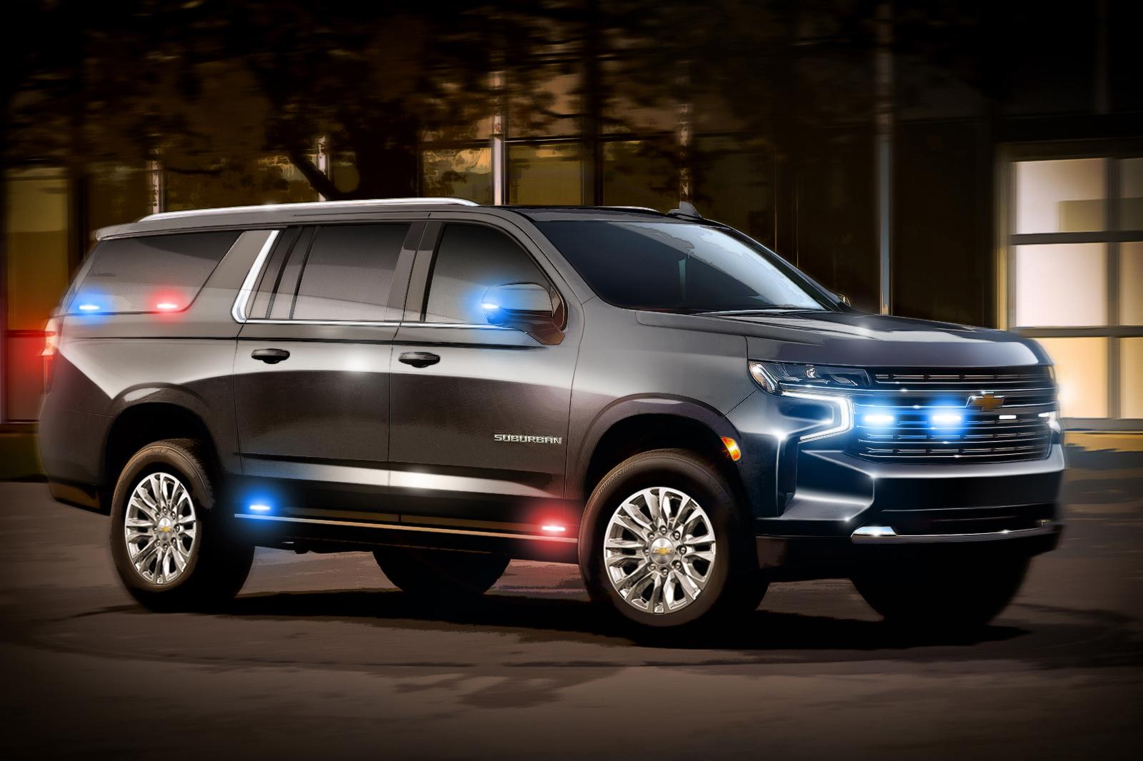 General Motors Chevrolet Suburban HD