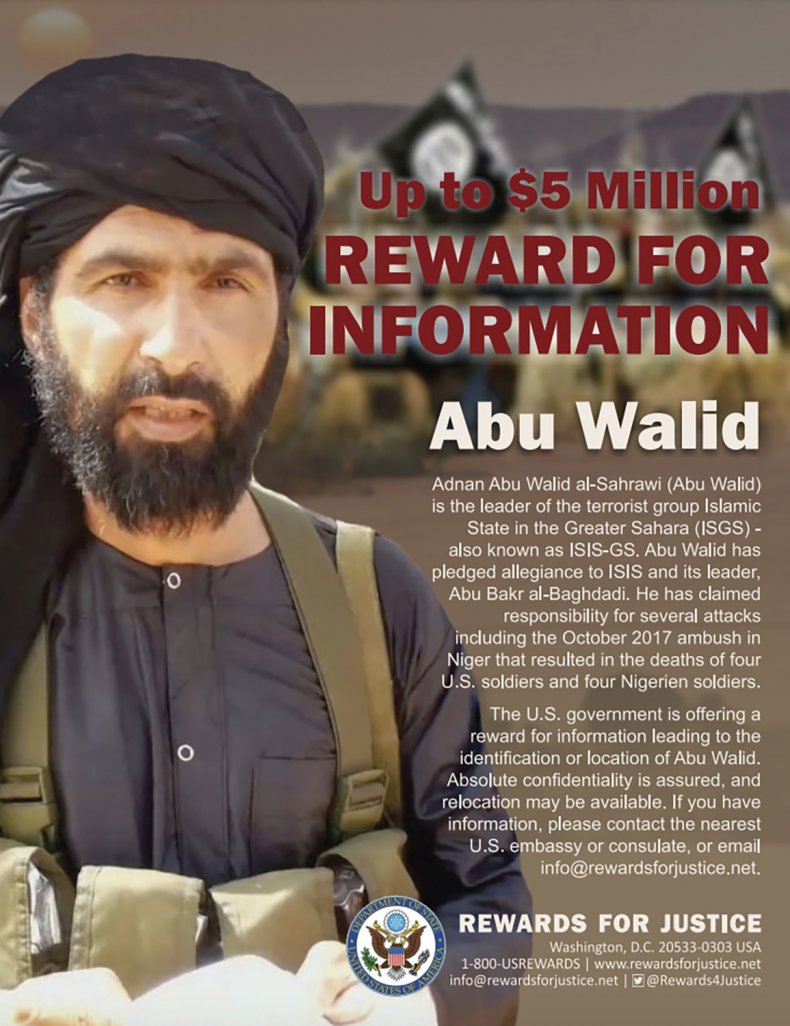Abu Walid Poster