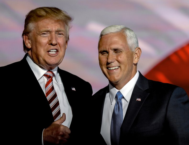 Trump and Pence Are Nominated in 2016