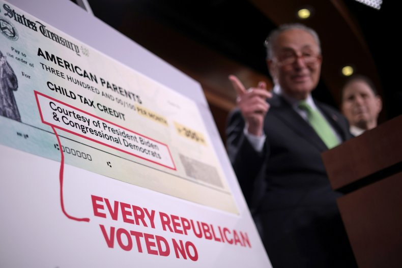 CTC Payouts Biggest GOP States: Reuters