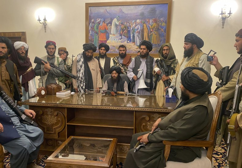Taliban Reportedly Fighting Among Themselves