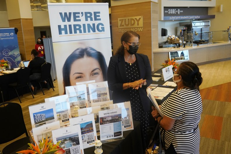 Unemployment Applications Increase