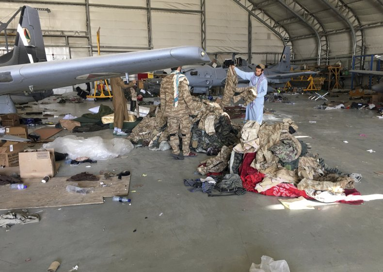 Taliban AIrport