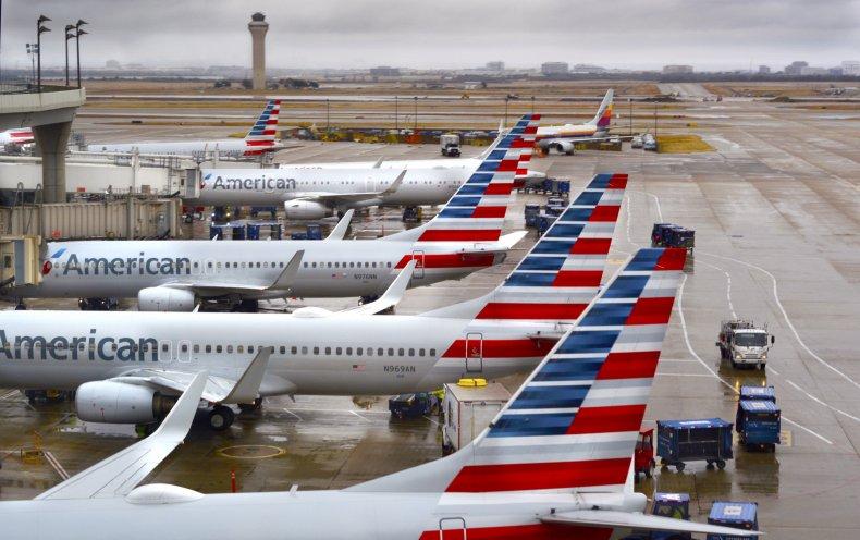 American Airlines mask mandate