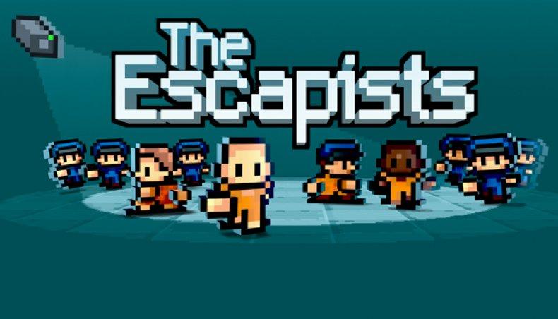 The Escapists Keyart