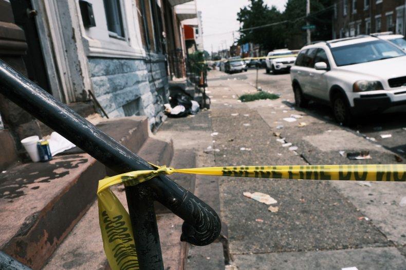 Man Beaten To Death Outside Cheesesteak Shop