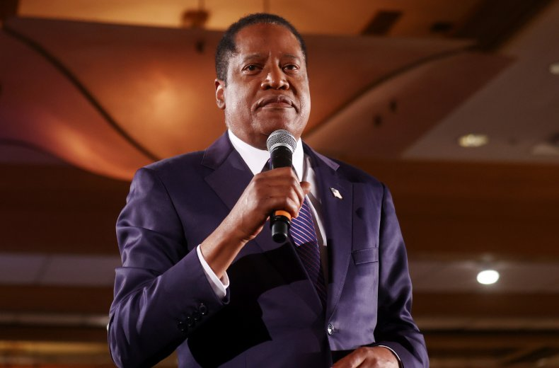 larry elder campaign inspire others